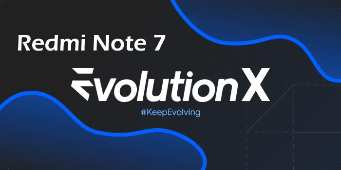Evolution X logo